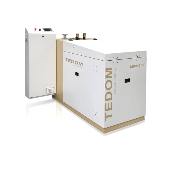 Tedom Micro BHKW
