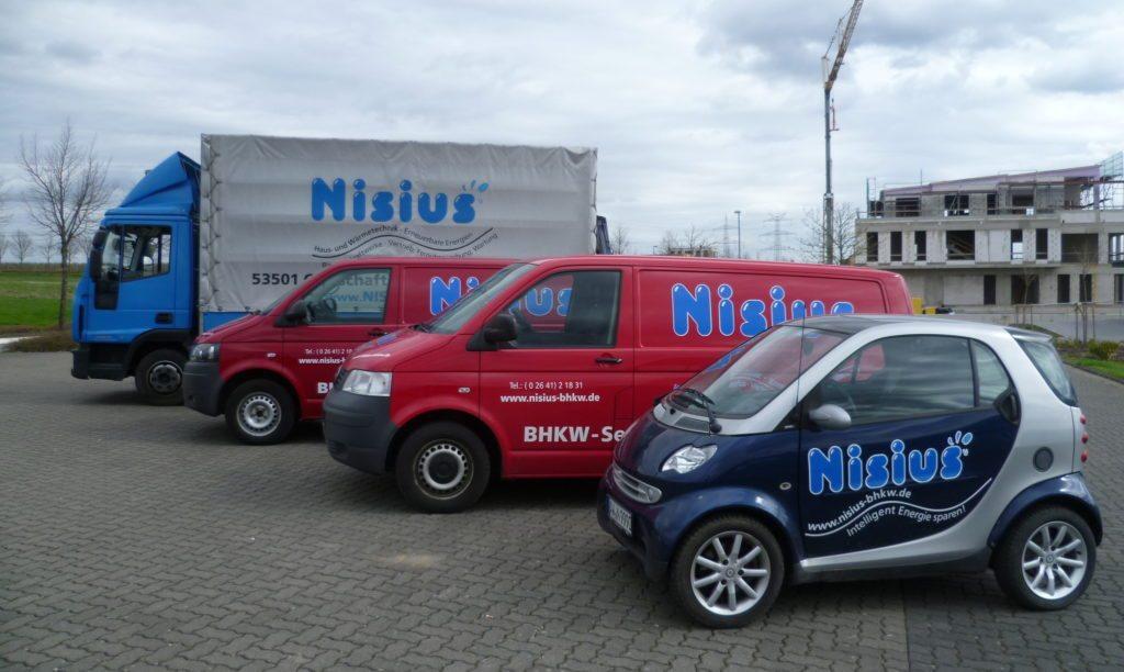 BHKW Nisius Haus- und Wärmetechnik