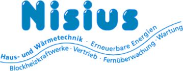 Haus- und Wärmetechnik Nisius Retina Logo